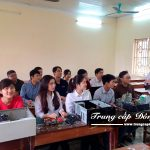 Buổi học Chuyên đề thực tế ngành Công nghệ thông tin trường Trung cấp Đông Đô