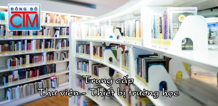 Thư viện – Thiết bị trường học