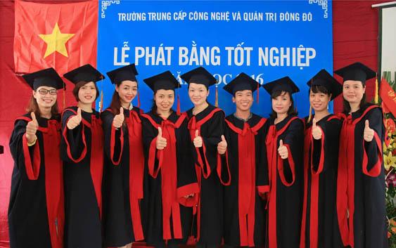 Trường Trung cấp Công nghệ và Quản trị Đông Đô – Uy tín, chất lượng tốt