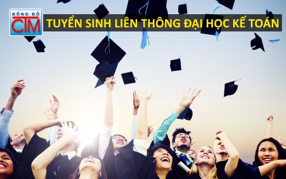 Thông báo tuyển sinh liên thông Đại học Kế toán đợt 2