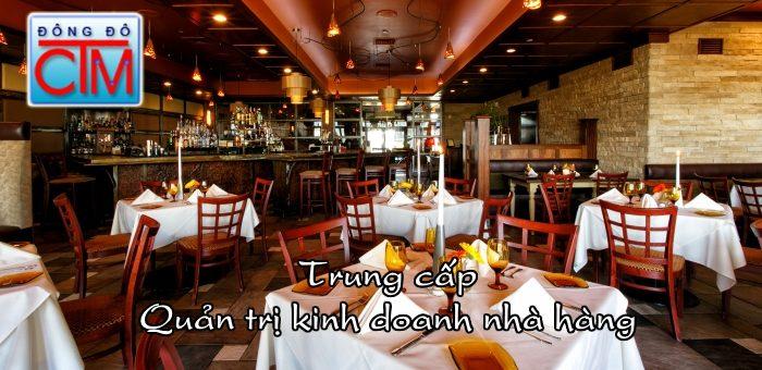 Quản trị nhà hàng
