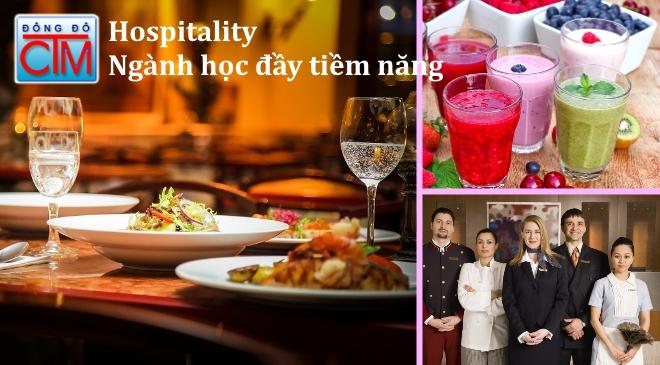 Ngành Hospitality – Tiềm năng lớn – Vững chắc tương lai!