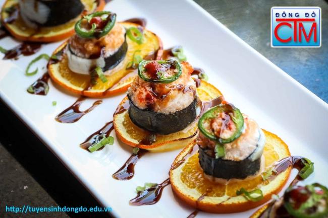 Ngành Nấu ăn đang thu hút rất nhiều bạn trẻ - Trung cấp Đông Đô - Tuyển sinh Đông Đô