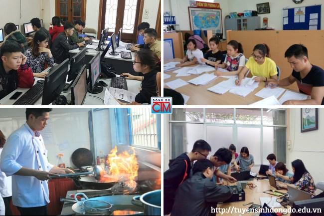 5 lý do nên học trung cấp: tay nghề vững vàng - Tuyển sinh Đông Đô - Trung cấp Đông Đô