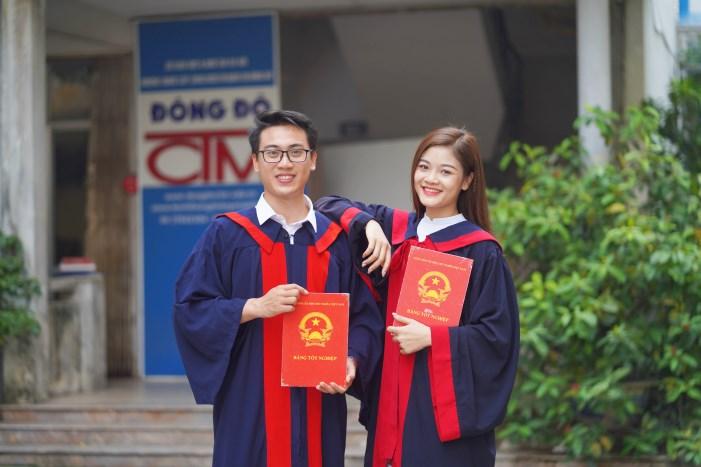 chương trình học trung cấp chính quy có bằng THPT - Trung cấp Đông Đô