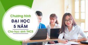 tuyển sinh chương trình Đại học 5 năm dành cho học sinh Tốt nghiệp THCS Trung cấp Đông Đô