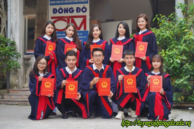 chương trình tuyển sinh liên thông đại học chính quy trường Trung cấp Đông Đô