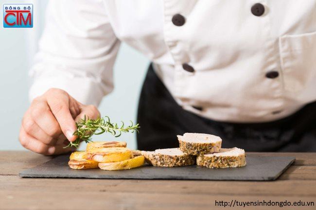 Tại sao nên chọn nghề nấu ăn thỏa sức sáng tạo theo đuổi đam mê trung cấp Đông Đô