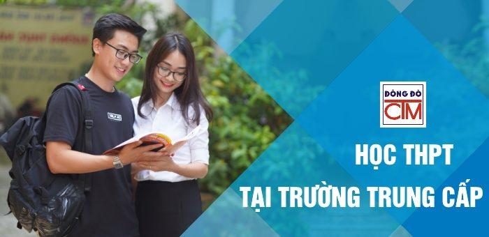 Học THPT tại trường Trung cấp