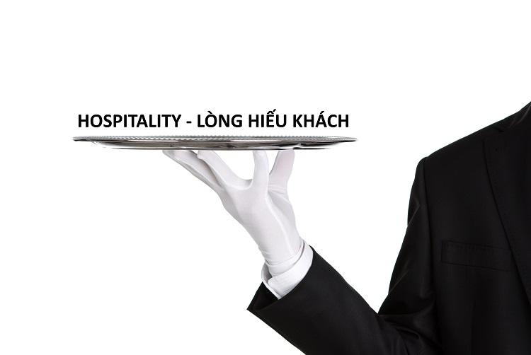ngành hospitality - ngành học tiềm năng - tuyển sinh đông đô