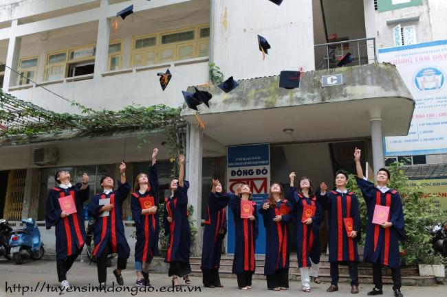 khóa trung cấp hệ 2 năm trường Trung cấp Đông Đô - Tuyển sinh Đông Đô