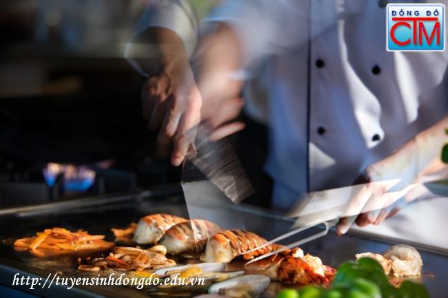 nghề nấu ăn - nghề có nhu cầu tuyển dụng lớn nhất hiện nay - Trung cấp Đông Đô - Tuyển sinh Đông Đô