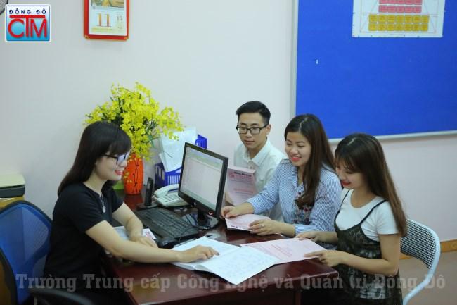 5 lý do nên học Trung cấp: xét tuyển dựa trên học bạ THCS và THPT - Tuyển sinh Đông Đô - Trung cấp Đông Đô