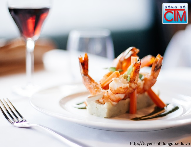 Tiêu chí món ăn ngon hiện nay đã khác - Tuyển sinh Đông Đô