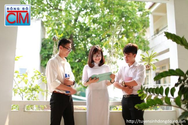khai giảng khóa học trung cấp chính quy có bằng THPT trung cấp Đông Đô
