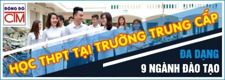 banner học THPT tại trường Trung cấp Đông Đô