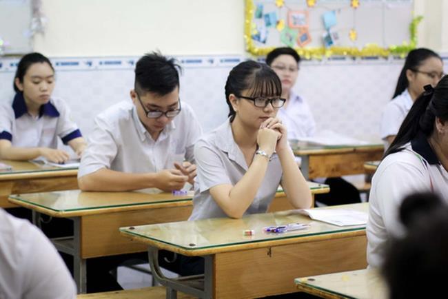 kỳ thi vào lớp 10 học THPT tại trường trung cấp