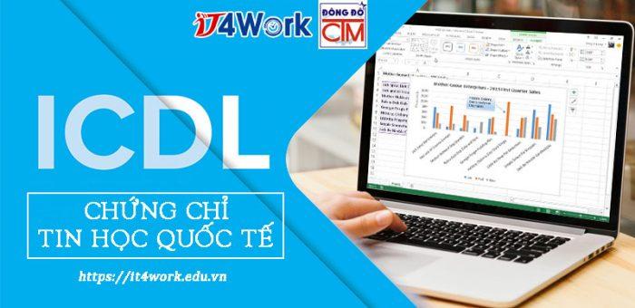 Khóa học Chứng chỉ tin học quốc tế ICDL
