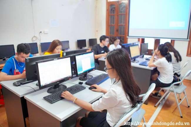 chứng chỉ tin học quốc tế ICDL ảnh 1 trường Trung cấp Công nghệ và Quản trị Đông Đô