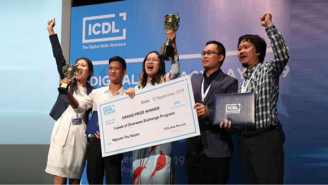 chứng chỉ tin học quốc tế ICDL ảnh 2 trường Trung cấp Công nghệ và Quản trị Đông Đô
