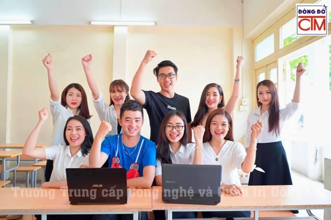 ngành công nghệ thông tin học gì học ở đâu ảnh 3 trường Trung cấp Công nghệ và Quản trị Đông Đô